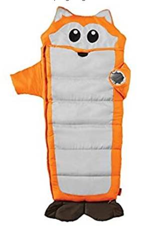 Photo Ozark Trail Floppy the Fox Youth Sleeping Bag