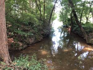 Photo REDUCED $3,901.00 TODAY  Water Lot Just Cleared Off and Water Way (Loudon ( Tellico Village ) TN)