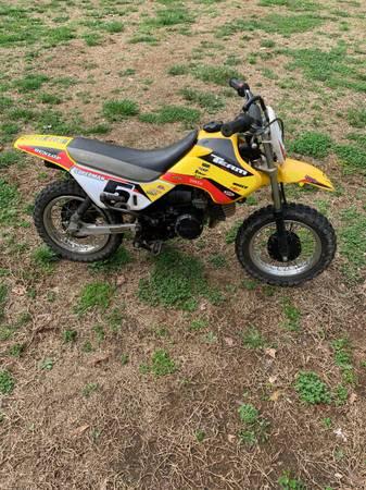 Photo Suzuki JR 50 - $950 (Pittsboro)