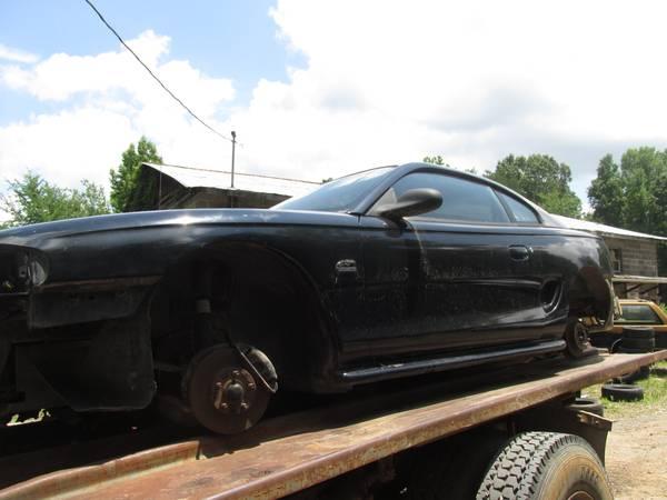 Photo USED PARTS 1995 FORD MUSTANG GT COUPE (HALIFAX)