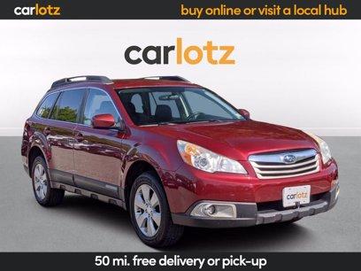 Photo Used 2012 Subaru Outback 2.5i Premium for sale