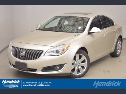 Photo Used 2015 Buick Regal Premium AWD for sale