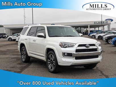 Photo Used 2016 Toyota 4Runner Limited for sale
