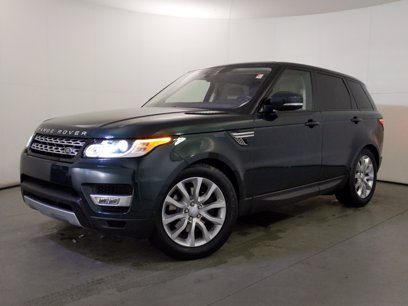 Photo Used 2017 Land Rover Range Rover Sport HSE for sale