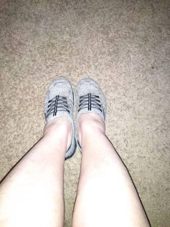 Photo Well worn sneakers - $35 (Yanceyville)
