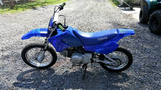 Yamaha Ttr90 Dirt Bike 750 Eden Motorcycles For Sale Danville Va Shoppok