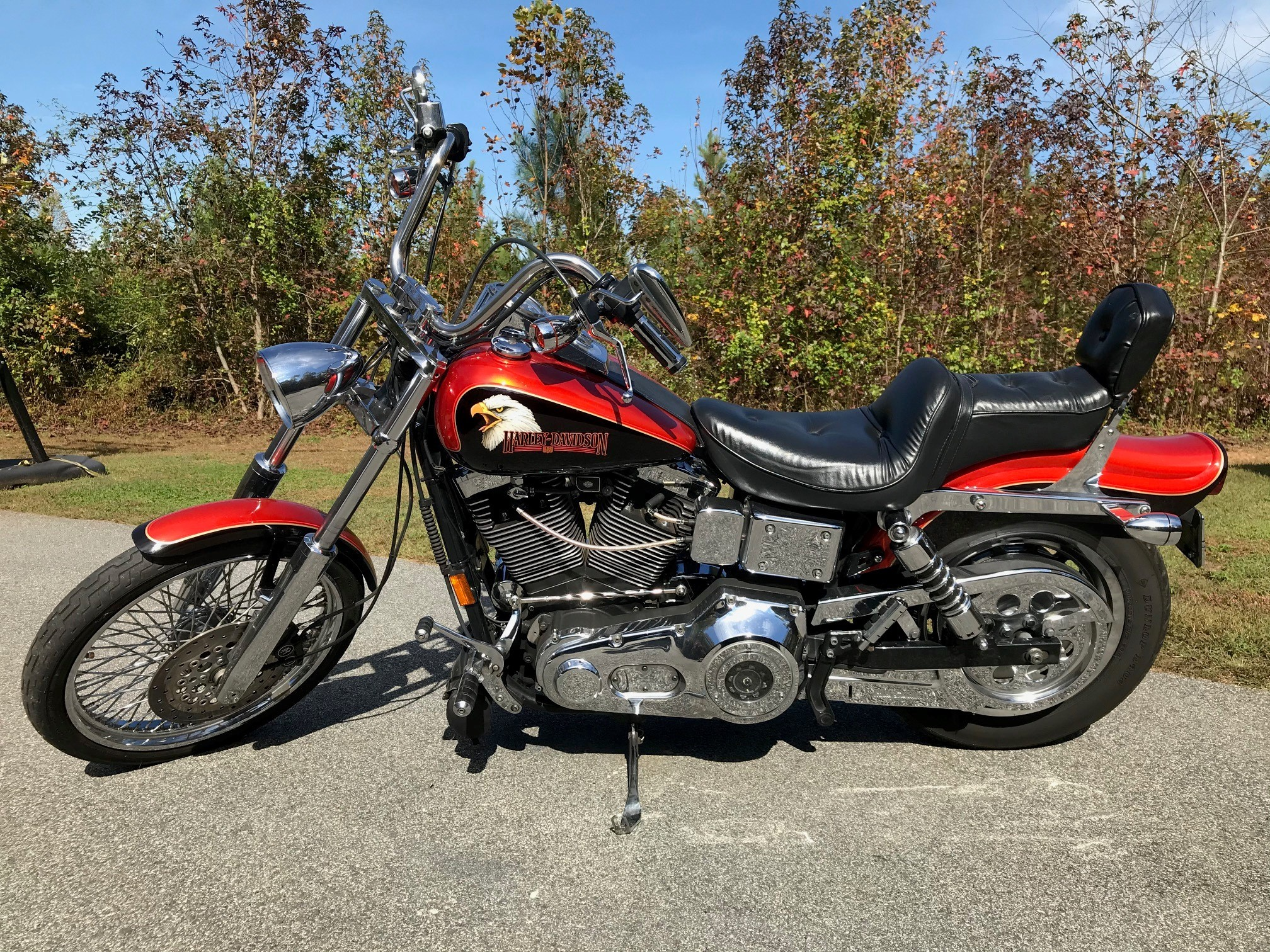 Photo 1994 Harley-Davidson DYNA WIDE GLIDE $6500164.45164.45