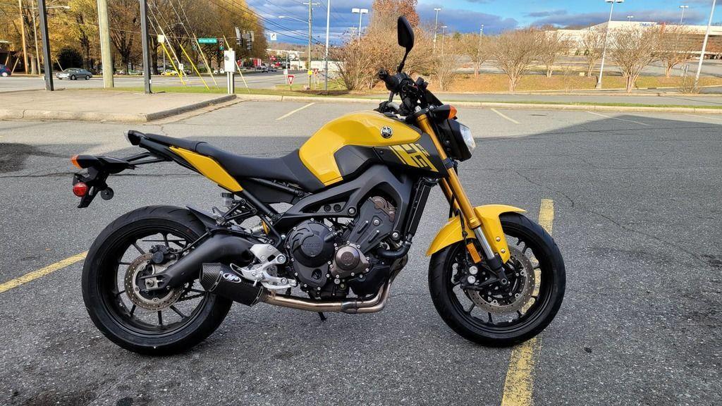 Photo 2015 Yamaha FZ-09 $5487