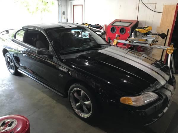 Photo 1995 Mustang GT 347 - $5,000