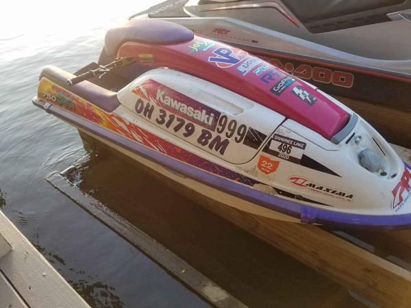 Photo 1996 stand up jet ski 750 1800 - $1800