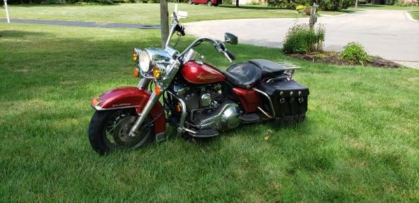 Photo 1998 Harley-Davidson Road King - $6,500 (Centerville)