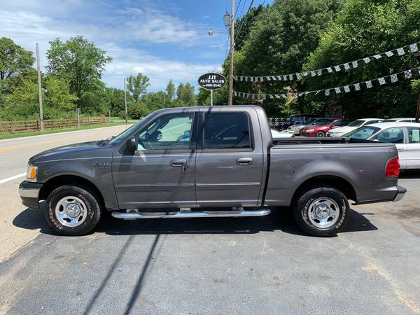 Photo 2003 Ford F150 XLT Super Crew Cab Pickup 4-Door - $4,495 (Dayton, OH)