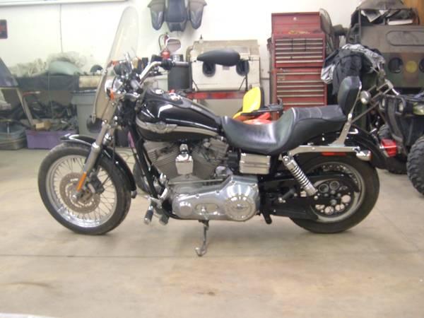 Photo 2003 Harley Davidson 100th Anniversary - $4850 (Jamestown)