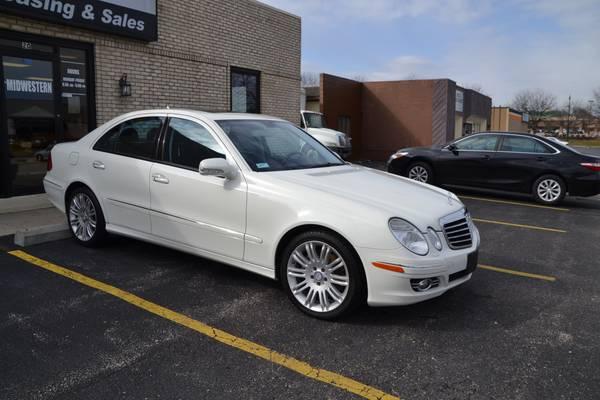 Photo 2008 Mercedes Benz E350 4matic - $5980 (Centerville)