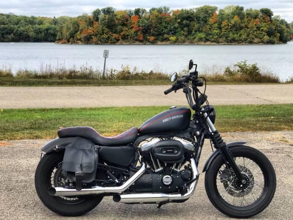 Photo 2012 Harley Davidson XL1200N Nightster - $8,200 (Springboro)