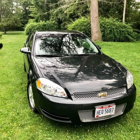 Photo 2013 Chevy Impala LS - $9,750 (Dayton)