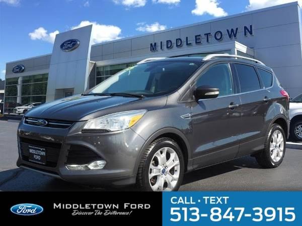 Photo 2015 Ford Escape Titanium - $12,988 (_Ford_ _Escape_ _SUV_)