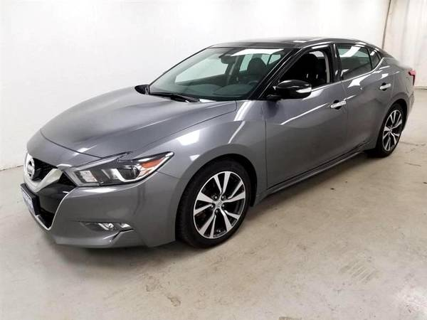 Photo 2017 Nissan Maxima... Power Sunroof, Nav, Low Payments - $20,986 (St. Marys, OH)