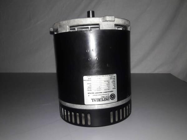 Photo 3.6 HP, 36 VDC, Motor, 2100 RPM, Imperial, P66LR006, used - $199 (dayton, ohio)