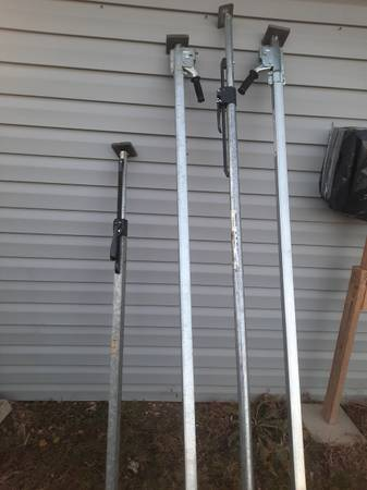 Photo 4 load bars new and used - $40 (Dayton)