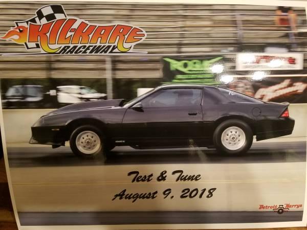 Photo 86 iroc z camaro (roller) - $5,000 (Beavercreek)
