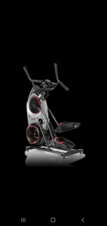 Photo Bowflex Max trainer M5 - $750 (Vandalia)