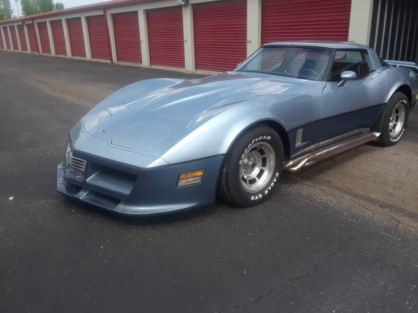Photo C3 Corvette 4spd, may trade - $14500 (Galloway)