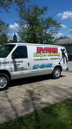 Photo Carpet Cleaning Business for Sale - $13,000 (Dayton, OH)