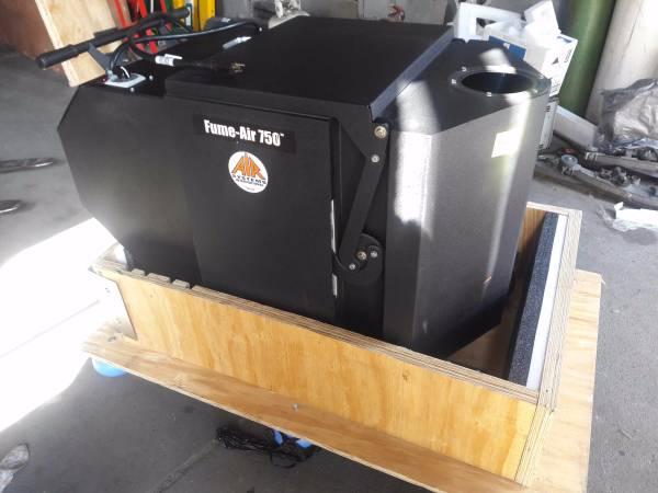 Photo Fume, Smoke, Exhaust, Extractor, Welders, Fume-Air 750 - $1,877 (Dayton, Ohio)