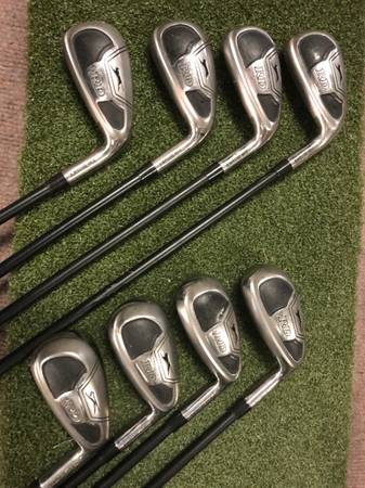 Photo Golf Clubs Slazenger Hybrid-Irons - $60 (DAYTON)