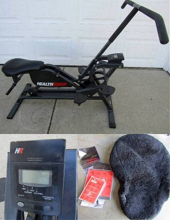 Photo HEALTHRIDER EXERCISE BIKE -- vg cond. - $200 (SHELBY COUNTY, OHIO)