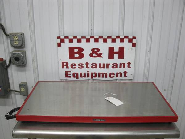 Photo Hatco GRS-36-i Glo Ray 36quot x 19quot Red Heated Shelf Hot Food Warmer 339 - $250 (Clayton, OH)