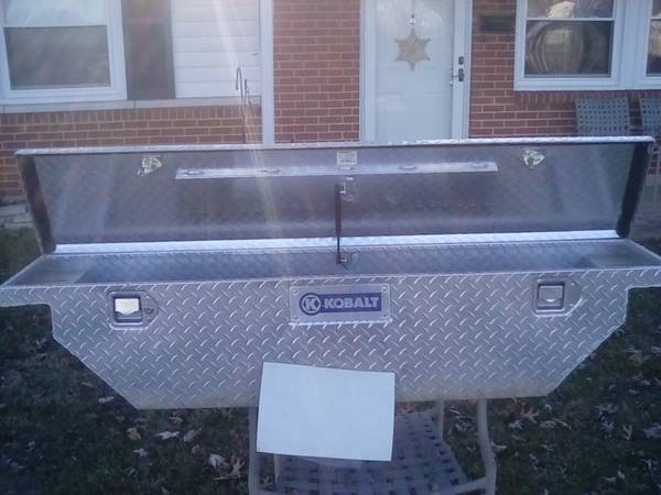 Photo Kobalt crossover tool box - $50 (Xenia)