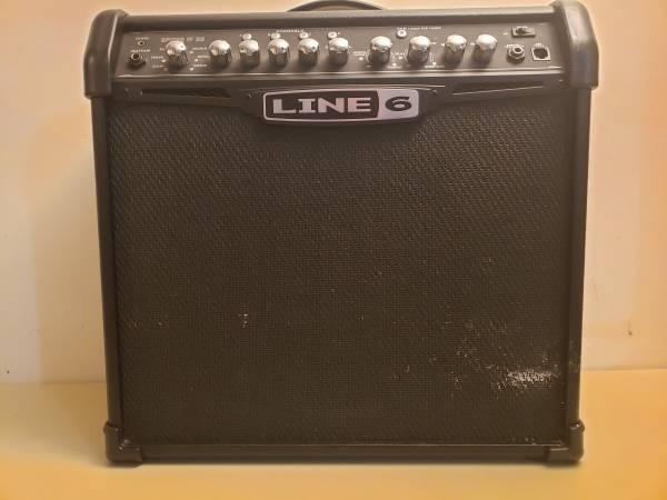 Photo Line 6 Spider Spider IV 30w Guitar Amp - $90 (Springfield)