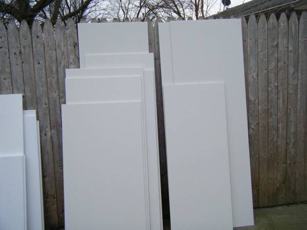 Photo NEW Corian Solid Surface Material - $350 (Union)