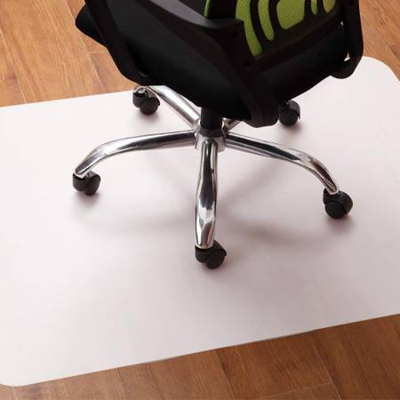 Photo New Clear-Brown-Black -- Flat Office Chair Mat For Non-Carpeted Floors - $18 (CLAYTON-ENGLEWOOOD)