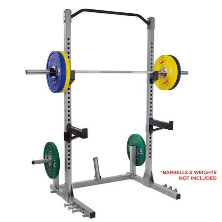 Photo Power and Squat Rack with High Weight Capacity, Olympic Weight Plate - $170 (Huber Heights)
