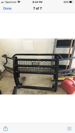 Photo Ranch hand grille guard - $150