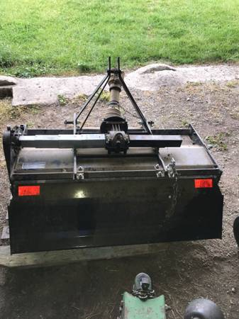 Photo Simplicity Legacy XL Garden Tiller Category 1, 3 pt Hitch, 1694405 - $1950 (Sidney, OH)