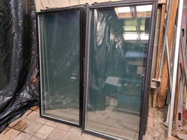 Photo Skylight panels  Glass Doors  15 Large Glass panels - $60 (Trotwood)