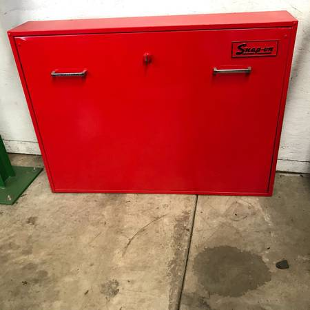 Photo Snap-on Tools Wall Cabinet  Tool Case - $70 (Sidney, OH)