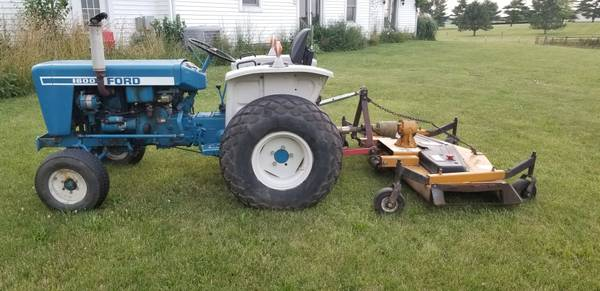 Photo Tractor for Sale - $6,500 (Jamestown)