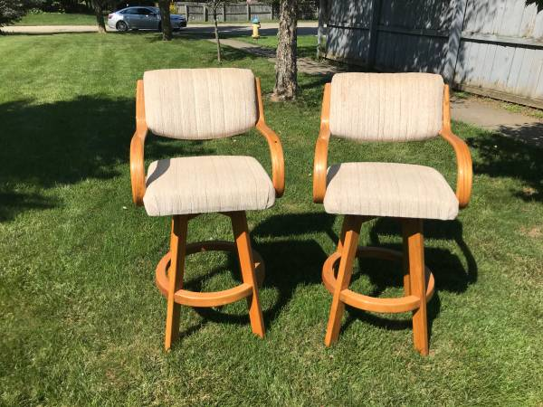 Photo Two Bar Stools - $220 (Bellbrook)