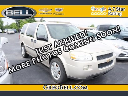 Photo Used 2008 Chevrolet Uplander LS for sale