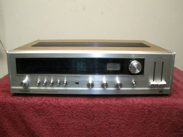Photo Vintage Realistic STA-84 Receiver - $100 (EnglewoodUnion)