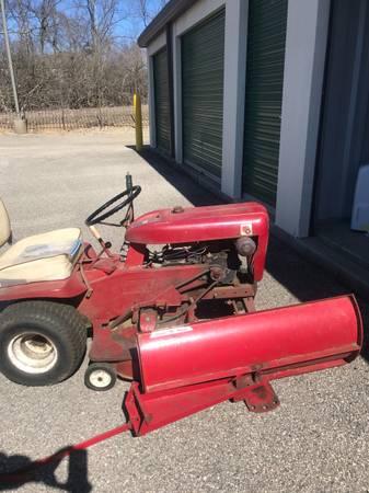 Photo Wheel Horse - $300 (Austin Landing)