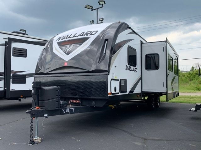 Photo Used 2018 Heartland Travel Trailer RV  $29985
