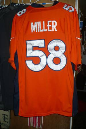 Photo denver broncos jersey - $40 (fairborn)