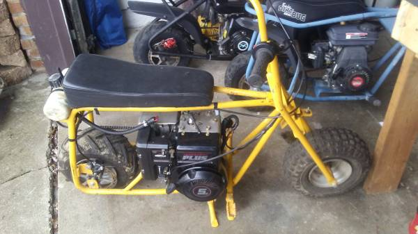 Photo mini bike runs good - $400 (dayton)