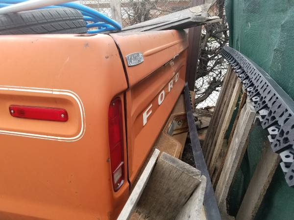 Photo 1978 ford F150 - $1 (chicago)